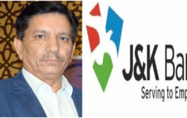 Jammu and Kashmir govt appoints R K Chibber as interim chief of J&K Bank