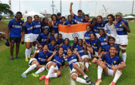 India women's rugby team record 1st-ever international win