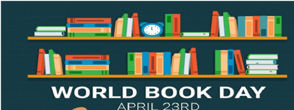 World Book Day 2019: 23 April