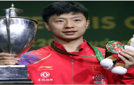 China's Ma Long captures the third world title