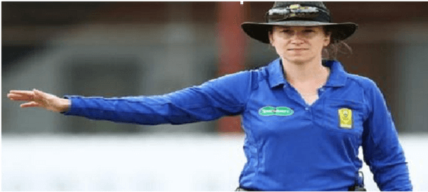 Claire Polosak to be the first female umpire in men's ODI