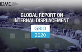 Global Report on Internal Displacement - GRID 2020 is released