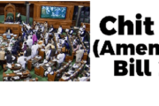 Lok Sabha passes Chit Funds (Amendment) Bill 2019