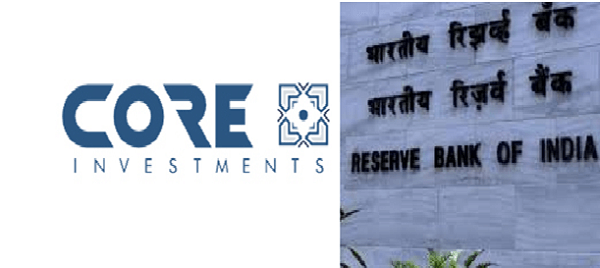Rbi constitutes working group on core investment companies