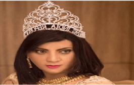 India's Naaz Joshi won Miss World Diversity Title