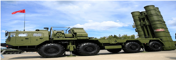 Russia to deliver 5 S-400 air defence systems to India by 2025