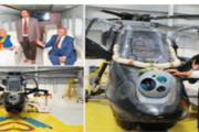 Defence Minister inaugurates new Light Combat Helicopter Production Hangar at HAL Complex in Bengaluru