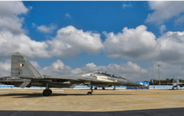 Indian Air Force inducts first squadron of Sukhoi-30 MKI