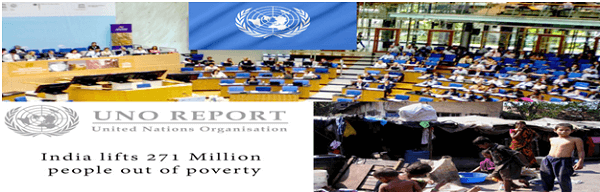 India lifted 271 million people out of poverty in 10 years: un
