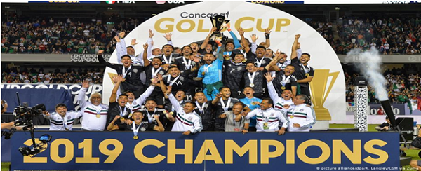 Mexico beats us to lift 8th gold cup