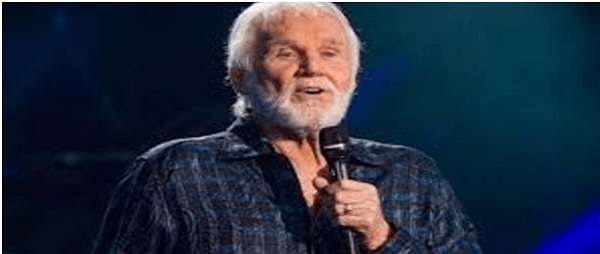 Legendary country music singer Kenny Rogers passes away