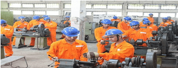 India's industrial growth rate was 3.1 percent in May 2019