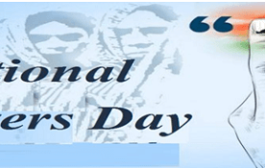 National Voters' Day: 25 January
