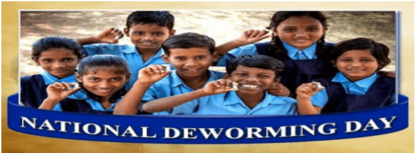 National De-Worming Day: 10 February