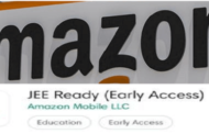 Amazon launched 'jee ready' app