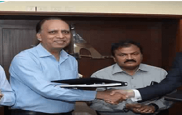 The airports authority of india (aai) has signed an mou with aireon, usa