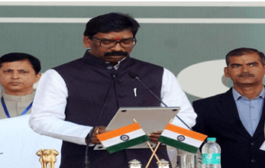 Hemant Soren sworn in as Chief Minister of Jharkhand