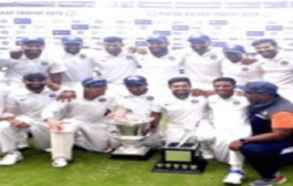 India Red beat India Green to clinch Duleep Trophy title