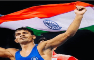 Rahul Aware wins bronze in 61 kg category at World Championship