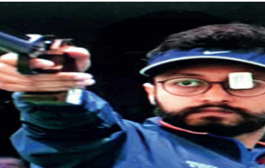 Shooter Abhishek Verma bags Gold at ISSF World Cup