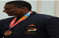 Aneesh Kumar Surendran Pillai bags third gold for India at World Military Games