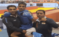 Praveen Kumar becomes first Indian man to win gold at Wushu World Championships