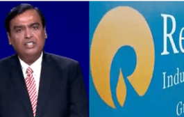 RIL becomes first Indian company to hit Rs 10 lakh crore market cap