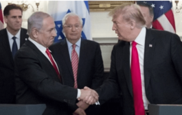 Israel to name a new town in Golan after Trump