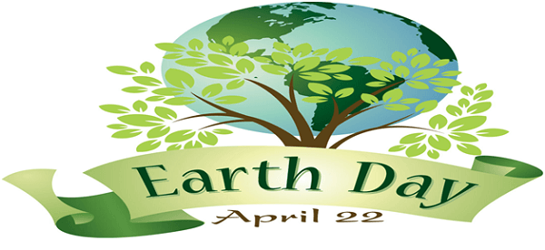Earth Day: 22 April