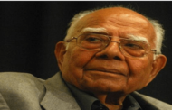 Veteran lawyer and former Union minister Ram Jethmalani passes away