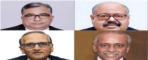 Supreme Court gets four new judges