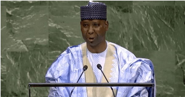 Nigeria's envoy to un elected president of 74th session of unga