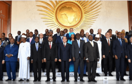 33rd African Union (AU) summit held in Ethiopia