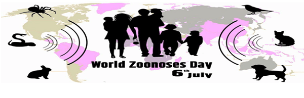 World zoonoses day observed : july 6