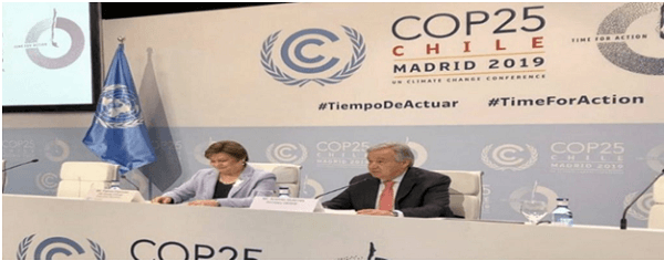 73 Countries join Climate Ambition Alliance at COP25