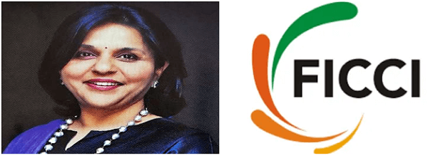 Dr. Sangita Reddy appointed as the President of FICCI