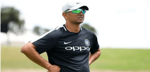Rahul Dravid appointed as Head of Cricket at NCA