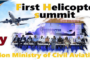 First helicopter summit held in Dehradun