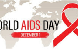 World AIDS Day: 01 December