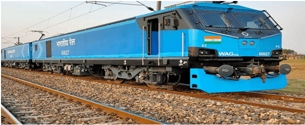 Indian Railways operationalises first 12,000 hp electric loco manufactured locally by Alstom