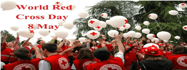 World Red Cross Day: 8 May