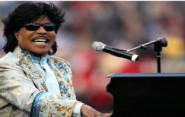 Little Richard founding father of rock famous for 'Tutti Frutti' and 'Long Tall Sally' dies