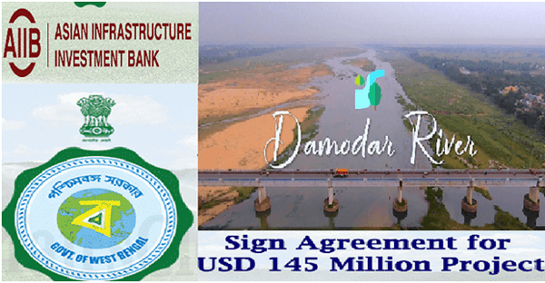 World Bank Project Agreement Signed to Reduce Flooding and Improve Irrigation in West Bengal