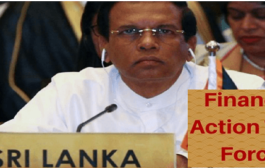 Sri Lanka has removed from FATF's Grey List