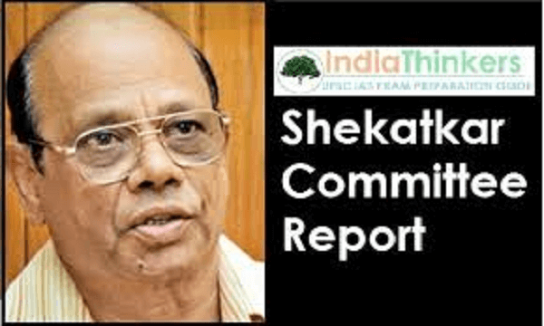 """Union Government implements """"Shekatkar Committee"""" recommendations to create border infrastructure"""