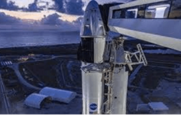 SpaceX has become the first private rocket company to send astronauts to space