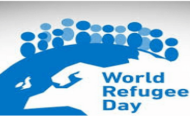 World Refugee Day: 20 June