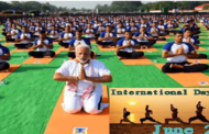International Day of Yoga : 21 June