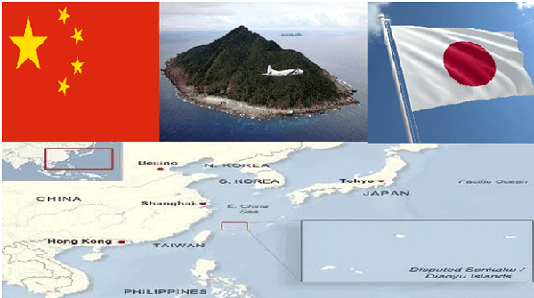 Japan city to rename area of islands disputed with China