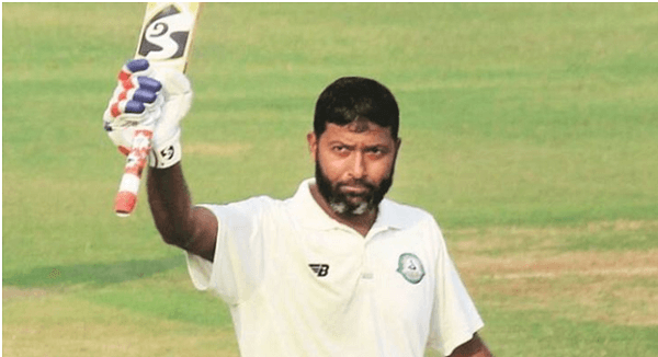 Wasim Jaffer appointed Uttarakhand head coach